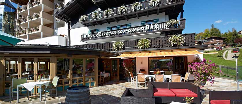Hotel Alpine Palace, Hinterglemm, Austria - Terrace.jpg